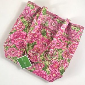 NEW Vera Bradley Tote Bag in Petal Pink